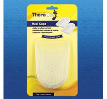 THERASTEP HEEL CUPS ONE SIZE (SILIPOS) X 2