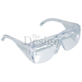 SPECTACLES SAFETY (KLEERSITE) JUNIOR CLEAR WITH SIDE SHIELDS