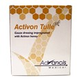 ACTIVON TULLE HONEY GAUZE DRESSING 5X5CM X 5 (CR3761)