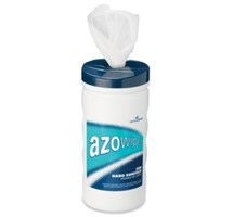 AZO WIPE HARD SURFACE WIPES TUB OF 200
