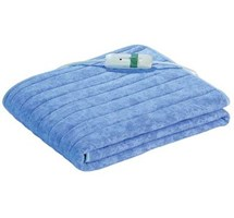 BLANKET HEATED BOSO 2200 150 X 80CM LARGE SIZE WITH 90 MINUTE TIMER 60W