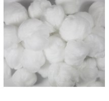 COTTON WOOL BALLS STERILE  40 PACKS OF 5 BLISTERED