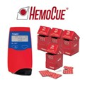 HEMOCUE HAEMOGLOBIN 201+ MICROCUVETTES 4 BOXES OF 25