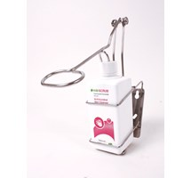 HIBISCRUB HOSPITAL DISPENSER (WALL) STAINLESS STEEL