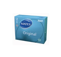 CONDOM MATES ORIGINAL CLINIC PACK X 144