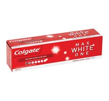 TOOTHPASTE (COLGATE) MAX WHITE ONE 12 X 75ML