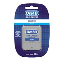 FLOSS DENTAL (ORAL B) PREMIUM MINT 40M X 12