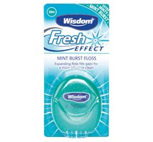 FLOSS DENTAL (WISDOM) FRESH EFFECT X 6