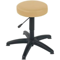 STOOL EXAMINATION (SUNFLOWER) GLIDER BASE BEIGE